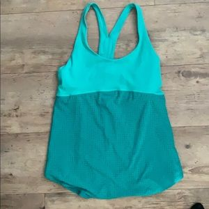 New Balance Tank with Built in Bra